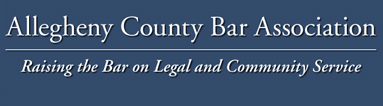 Welcome to Allegheny County Bar Association - Pittsburgh, Pennsylvania