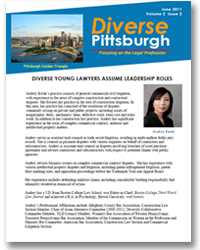 Diverse Pittsburgh newsletter