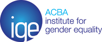 Institue for Gender Equality logo