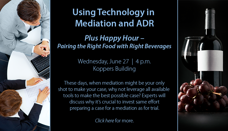 ACBA CLE - Technology in Medation and ADR