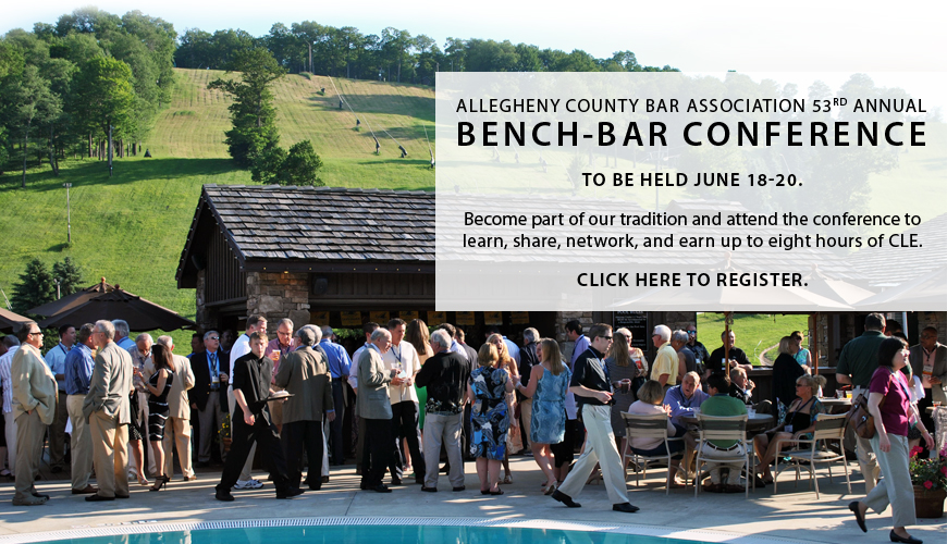 53rd Annual Bench Bar conference