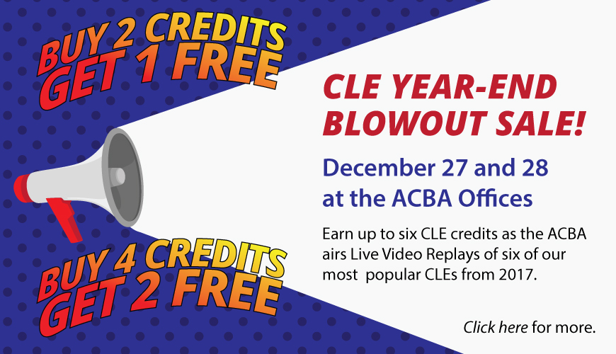Live Video Replay Year-End Blowout Sale