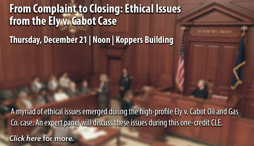 ACBA CLE -  From Complaint to Closing