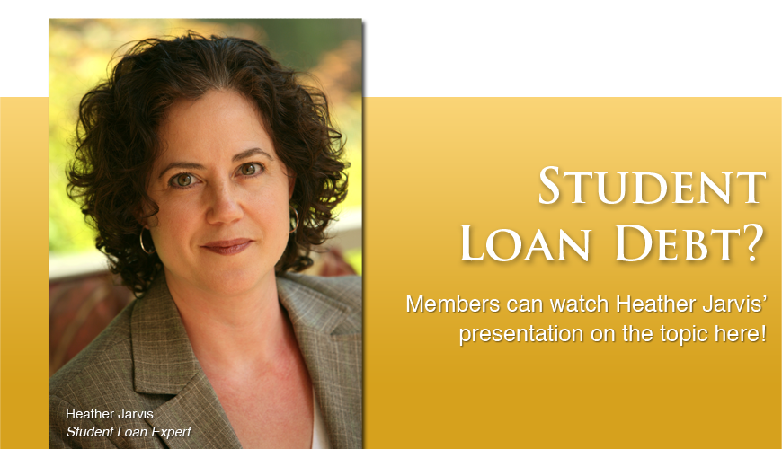 Heather Jarvis - Student Loan Debt Presentation