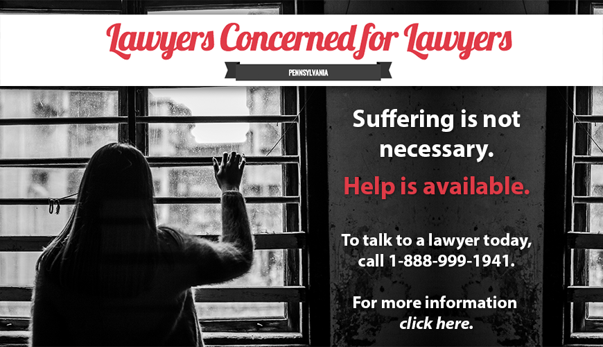 Lawyers Concerned for Lawyers