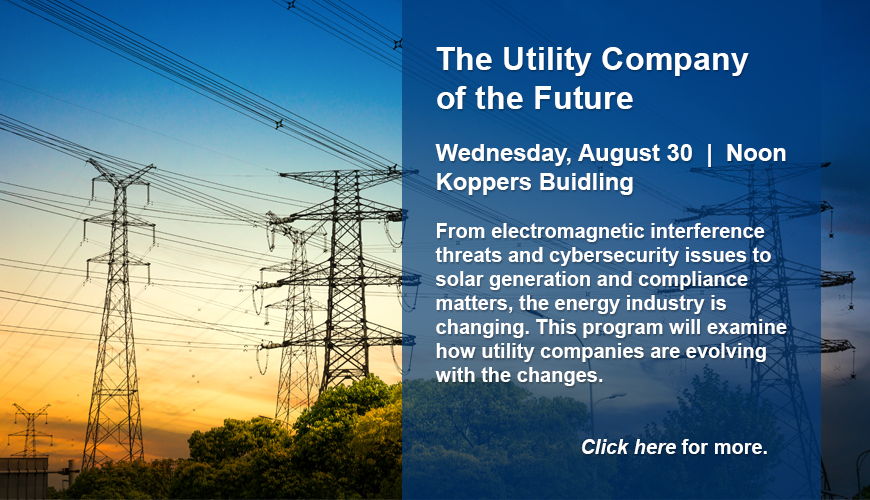 The Utility Company of the Future ACBA CLE